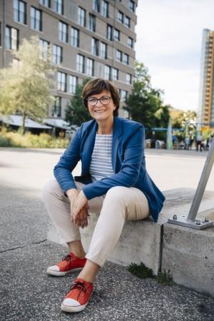 Saskia Esken, MdB | Bildnachweis Anne Hufnagl
